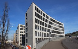 OASIS II – Neubauprojekt Bürogebäude Stuttgart