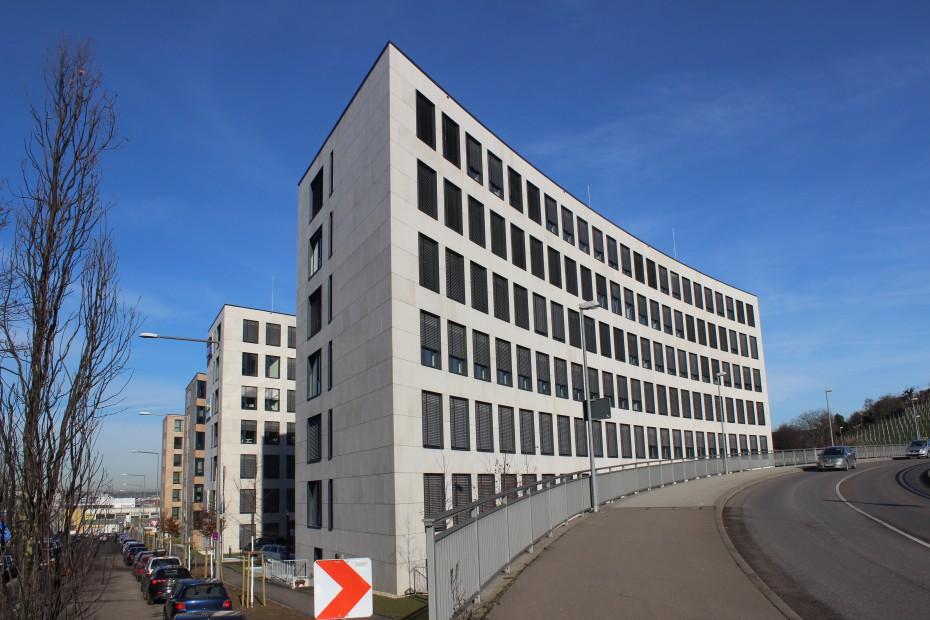 OASIS II - Neubauprojekt Bürogebäude Stuttgart