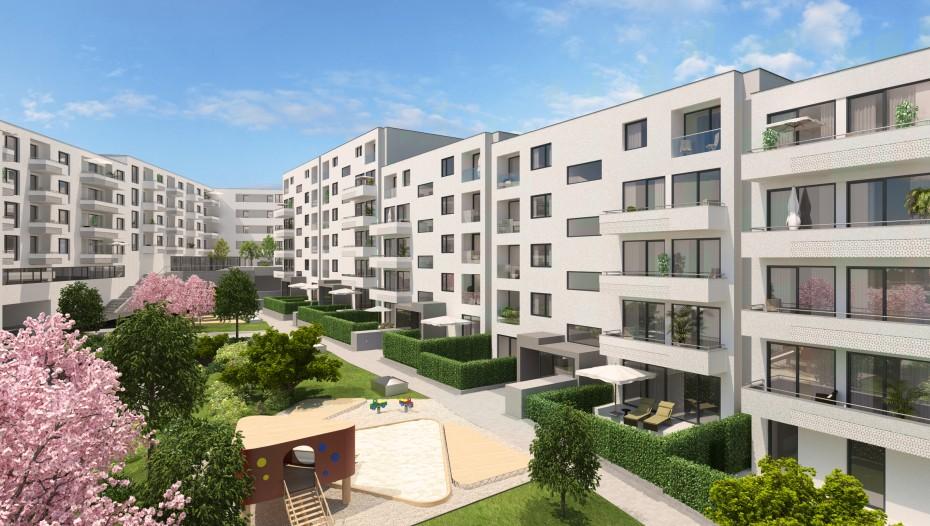 Maybach Quartiere Stuttgart