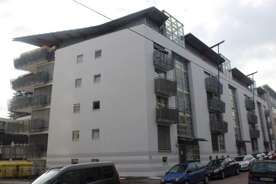 Apartmenthaus Stuttgart - Büro Stuttgart Immobilien
